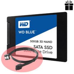 SSD 500GB WD Blue (WDS500G2B0A)